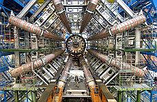 Acceleratore di particelle del CERN di Ginevra