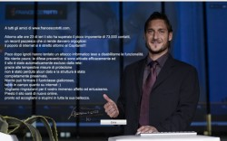 totti-website