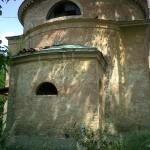Chiesa diroccata via Bologna a Ferrara 2