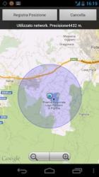 mappatura del #terremoto in #Emilia