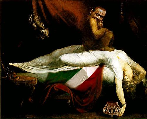 distopia italia