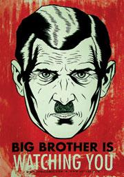 distopia grande fratello