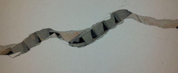 crepa terremoto ferrara