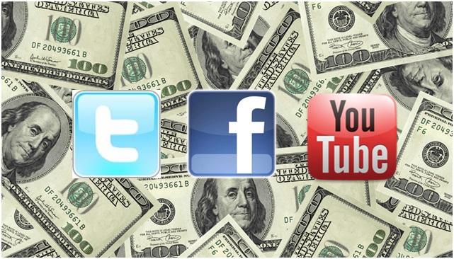 social media soldi