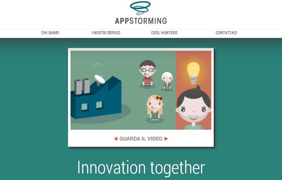 Appstorming - Innovation together