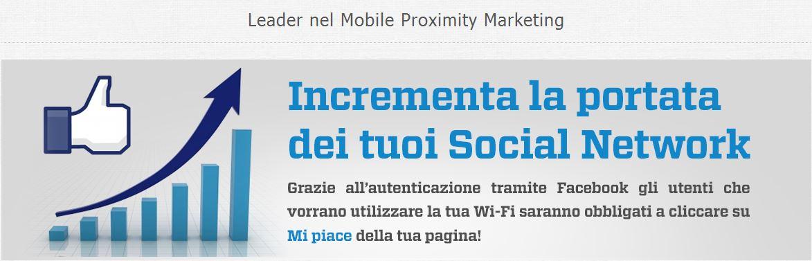 Bluemoz wifi - bluetooth marketing