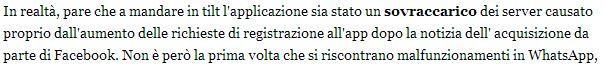Mark Zuckerberg e WhatsApp_ al danno, la beffa - Yahoo Finanza Italia