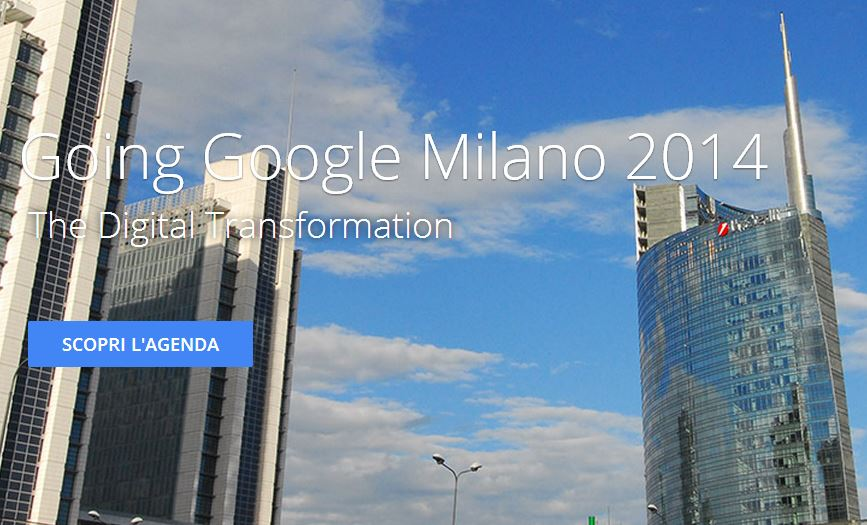 Going Google Italy 2014