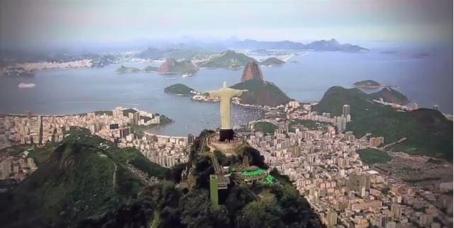 pan di zucchero mondiali brasile #proudtoplay