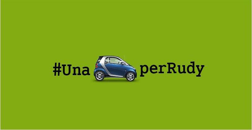 smart_Italia_ #unamacchinaperrudy