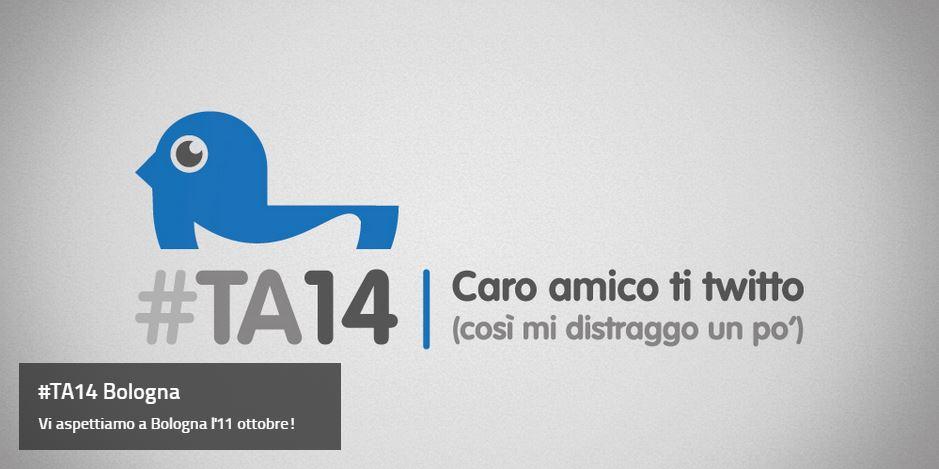 #ta14 bologna