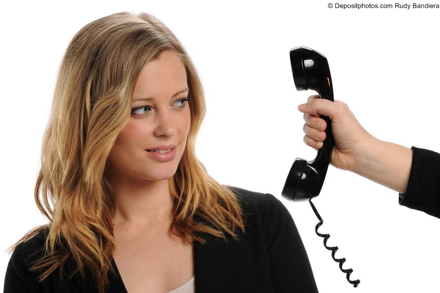 rispondere mail e telefono