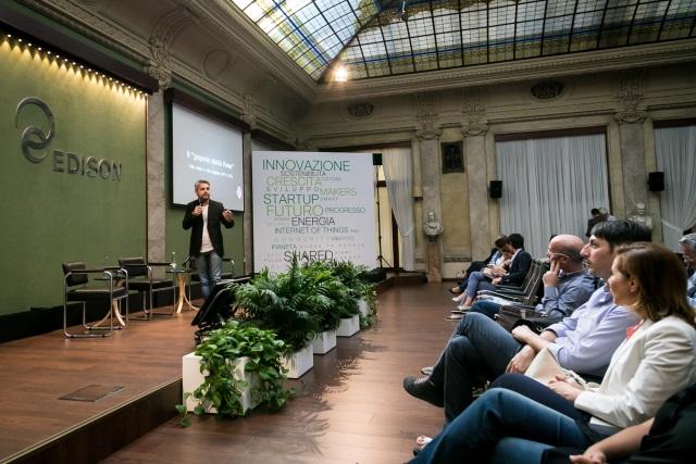 rudy bandiera edison digital carisma startup