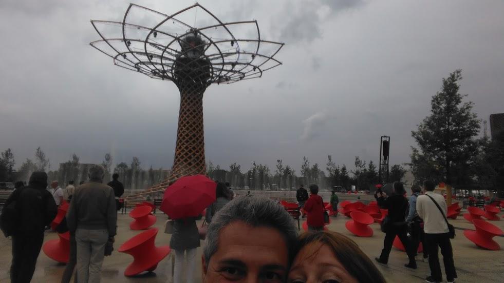 rudy bandiera expo milano 2015