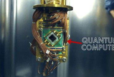 computer quantico google dwave