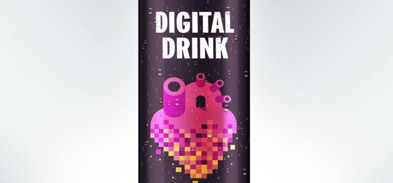 digital carisma drink