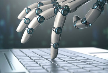 robot-computer intelligenza artificiale