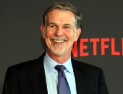Reed Hastings netflix