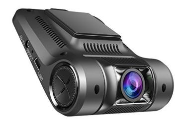 Auto WiFi Dash Cam 1080P Full HD