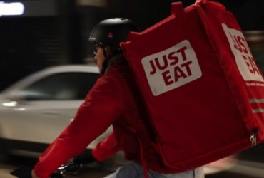 just-eat delivery consegna