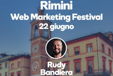 rudy bandiera godaddy web mrketing festival