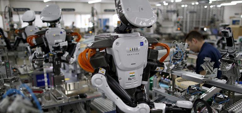 Siamo ad un passo dalla robotizzazione della filiera produttiva
