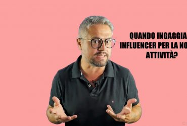 INGAGGIARE INFLUENCER