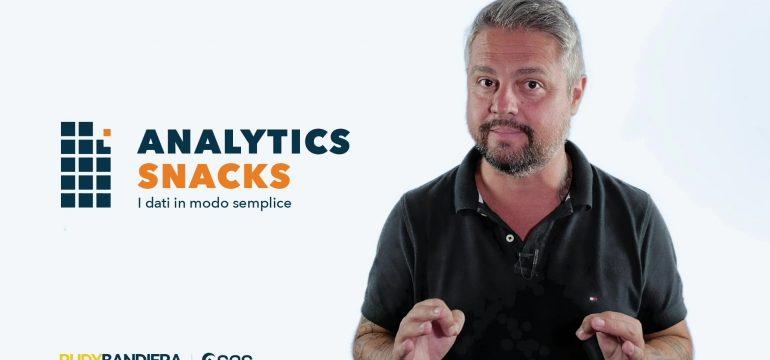 #AnalyticsSnacks