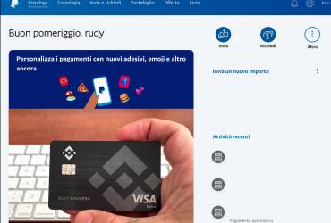 effettuare pagamenti in criptovalute: Bitcoin, Litecoin, Ethereum o Bitcoin Cash