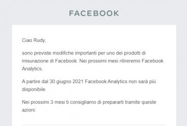facebook analitycs