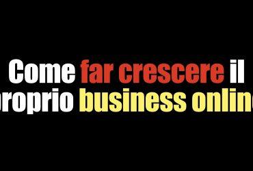 far crescere business online